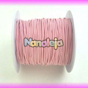 Goma elástica 1,5mm rosa (precio por metro)
