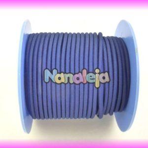 Goma elástica 2,5mm azul marino (precio por metro)